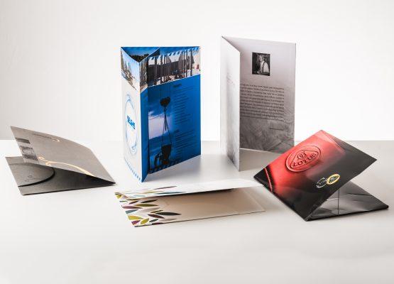 Le cartelline personalizzate: un potente strumento di marketing e di vendita